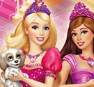 Barbie trang trí phòng 2