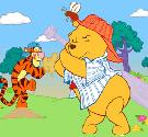 Bóng chày gấu Pooh