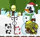 Giáng sinh của Panda