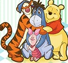 game-pooh-trang-tri-phong