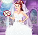 Váy cưới của công chúa