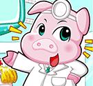 Bác sĩ heo hồng