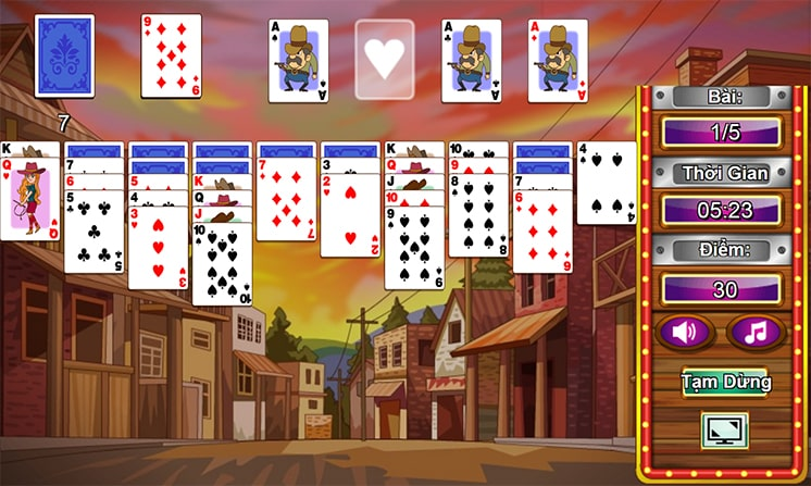 Game-solitaire-online-2-hinh-anh-2