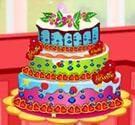 Trang trí bánh sinh nhật 2