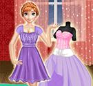 Anna thiết kế váy