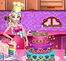 Trang trí bánh cưới 3