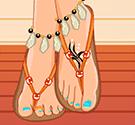 Trị thương chân 2