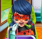 Ladybug đi nha sĩ