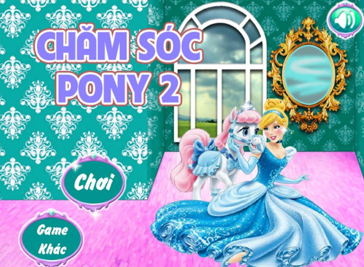 game-cham-soc-pony-2-hinh-anh-1