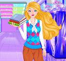 Barbie: Trang điểm đến trường