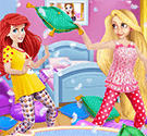 Bữa tiệc Pijama – Princess Pijama Party