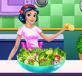 Công chúa làm Salad – Princess Fitness Diet