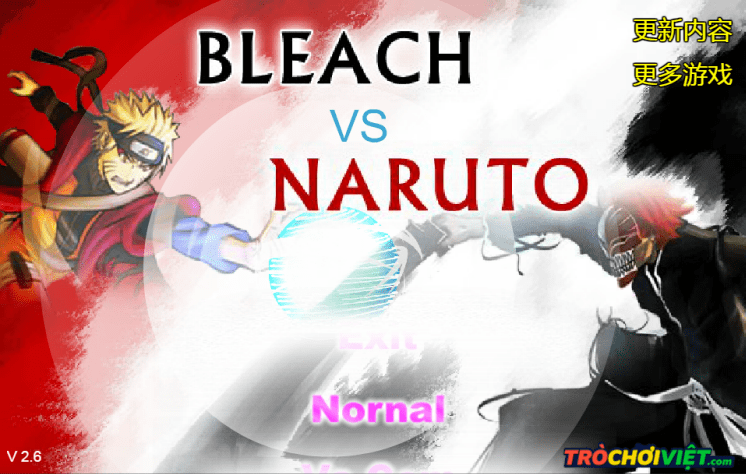 game bleach vs naruto 2.6 hinh anh 1