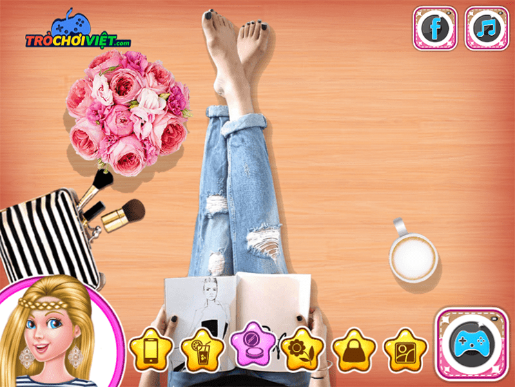 Game-instagram-cua-barbie-hinh-anh-1