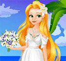Rapunzel đến Hawaii – Rapunzel Elopes To Hawaii