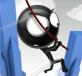 Người que đu dây – Fly With Rope