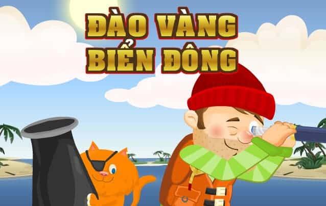 game dao vang bien dong van phong tro choi viet