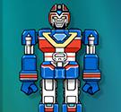 Lắp ráp robot siêu nhân mãnh thú