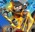 Lego X-Men Wolverine
