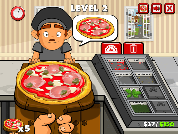 game tap lam pizza hinh anh 3