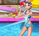 Thời trang bể bơi