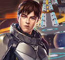 Valerian du hành không gian