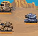 Xe tăng bắn nhau