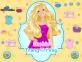 Công chúa Barbie trang trí váy
