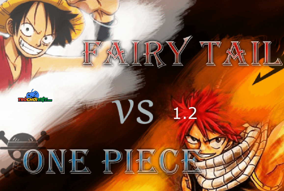 tro choi game one piece vs fairy tail 1.2
