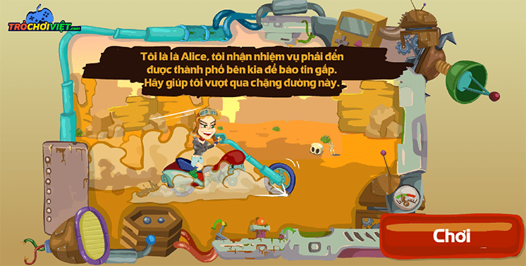 game alice chien dau hinh anh 1