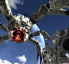 Đấu trường nhện độc – Spider Arena