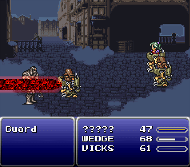 game final fantasy vi gba advance hinh anh 2