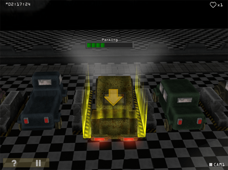 game five nights mega parking hinh anh 3