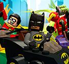 Lego Batman đua xe 3D
