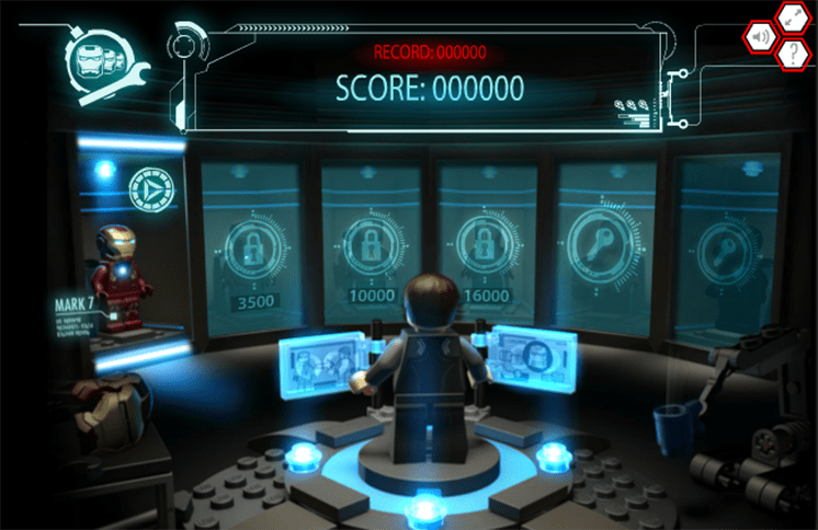 game lego iron man 3 online 3d hinh anh 3