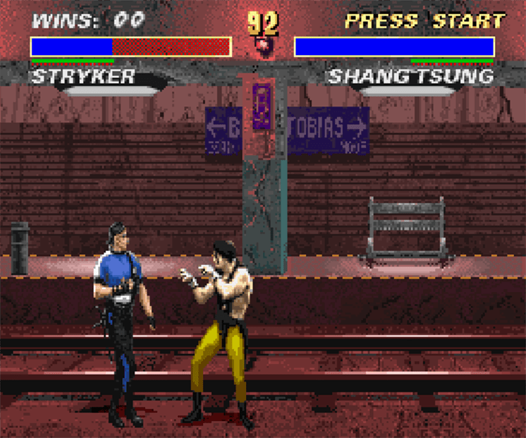 game mortal kombat 3 download app ios android hinh anh 2