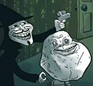 Phòng thủ Trollface