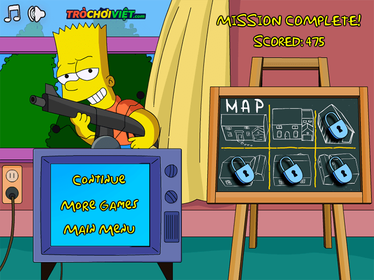 game simpsons ban sung 3d hinh anh 3