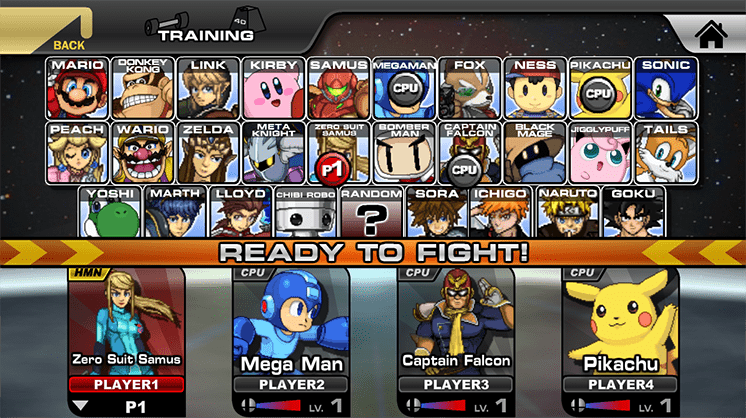 game super smash flash 2 v0.9b beta hinh anh 1