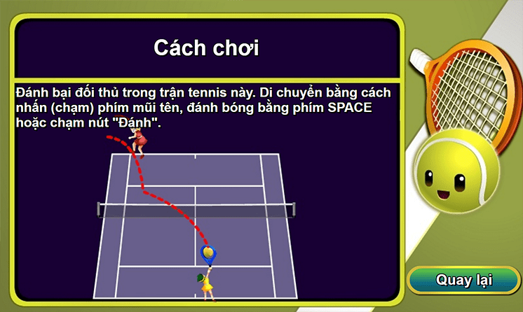 game tennis online hinh anh 1