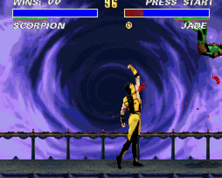 game ultimate mortal kombat 3 ios android apk hinh anh 3