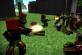 Minecraft Survival diệt Zombie