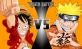 Naruto đại chiến Luffy