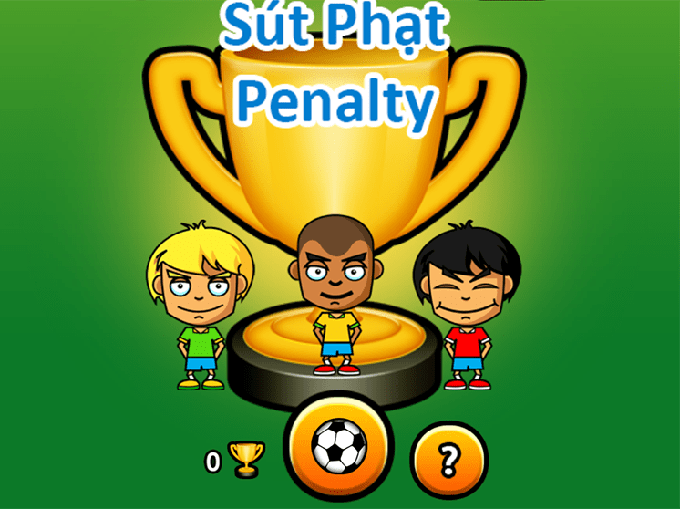 tro choi sut phat penalty