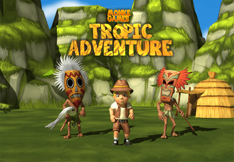 tro choi tropic adventure