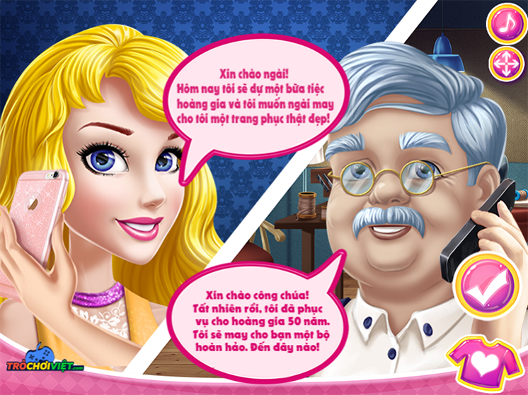 game cong chua toc may rapunzel may do hinh anh 1
