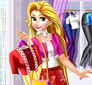 Công chúa Rapunzel hẹn hò