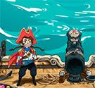Cướp biển bắn bóng 2
