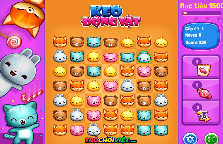 game keo dong vat hinh anh 2