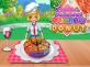 Camilla tập làm bánh Donut